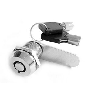 Cabinet Door Mailbox Drawer Cupboard Locker Tubular Cam Cylinder Locks Security Sliding Window Furniture Hardware 16-30mm