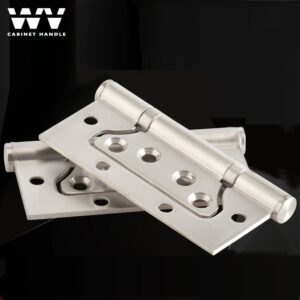 WV Antique Bronze Hinges Cabinet Door Drawer Decorative Hinge Durable 1pcs 304 Stainless Steel Hinges Used for Door Furniture