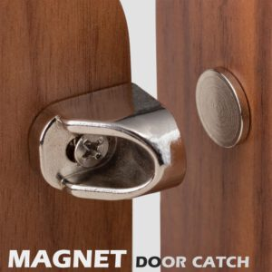 Magnet Door Catch furniture fittings strong magnets for furniture door stoppers super powerful cabinet neodymium magnet latch