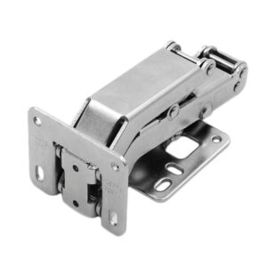 170 Degree Hinge for Corner Cabinet Door Kitchen Thick Door Panels Hinges Drilling for Cabinet Cupboard Door Furniture Hardware